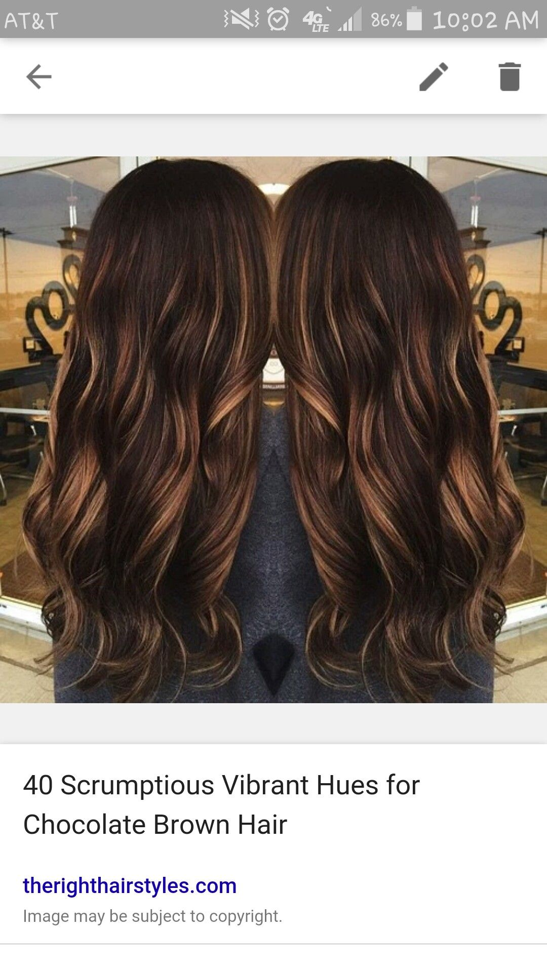 Chocolate caramel (With images) Mocha hair,