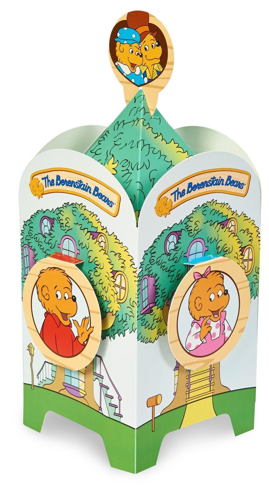 The Berenstain Bears Paper Centerpiece from BirthdayExpress.com