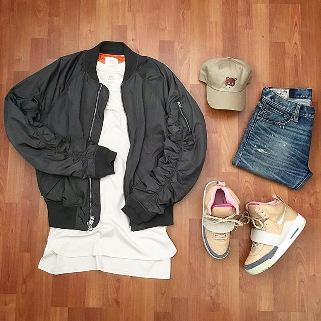 Instagram Post by (@wdywt) | Air yeezy Yeezy and Ootd