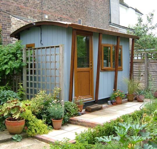 Eco Friendly Vista Garden Office