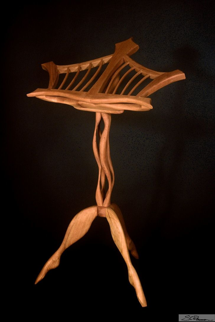 Custom Made Music or Book Stand