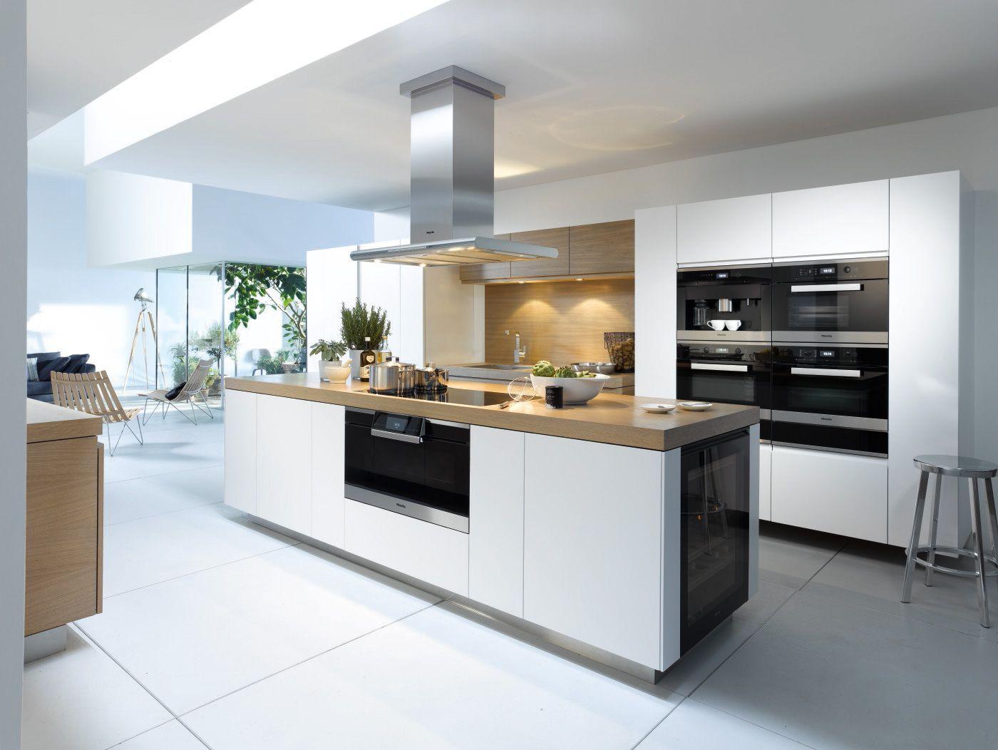 Home Design Keukens : Miele inspirience partner wildhagen design keukens. laat u
