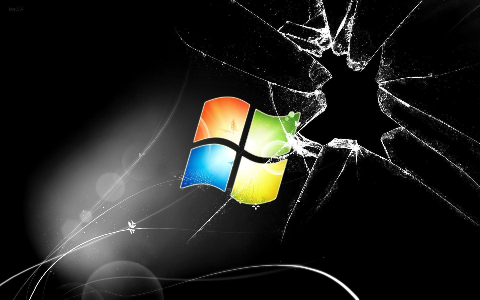 Broken Screen Backgrounds Wallpaper Cave