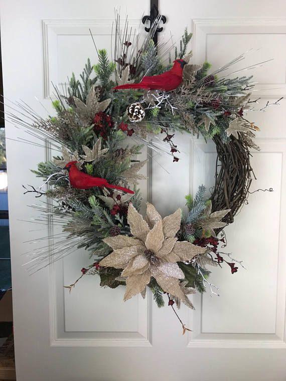 Front Door Wreath Wreath For Christmas Best Door Wreath Holiday