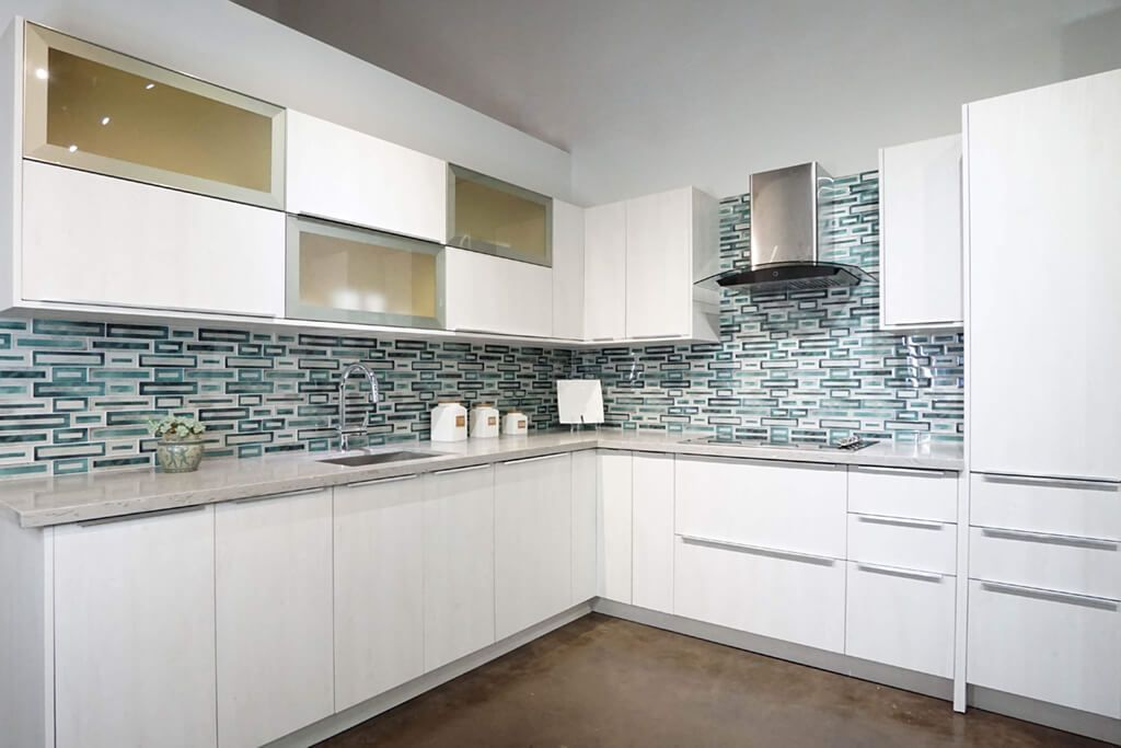 Bella Flat Panel - Euro Style - Cabinet City Kitchen and ...