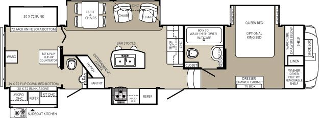 Palomino Rv Manufacturer Of Quaility Rvs Since 1968 Rv Floor Plans Camper Flooring Campers For Sale