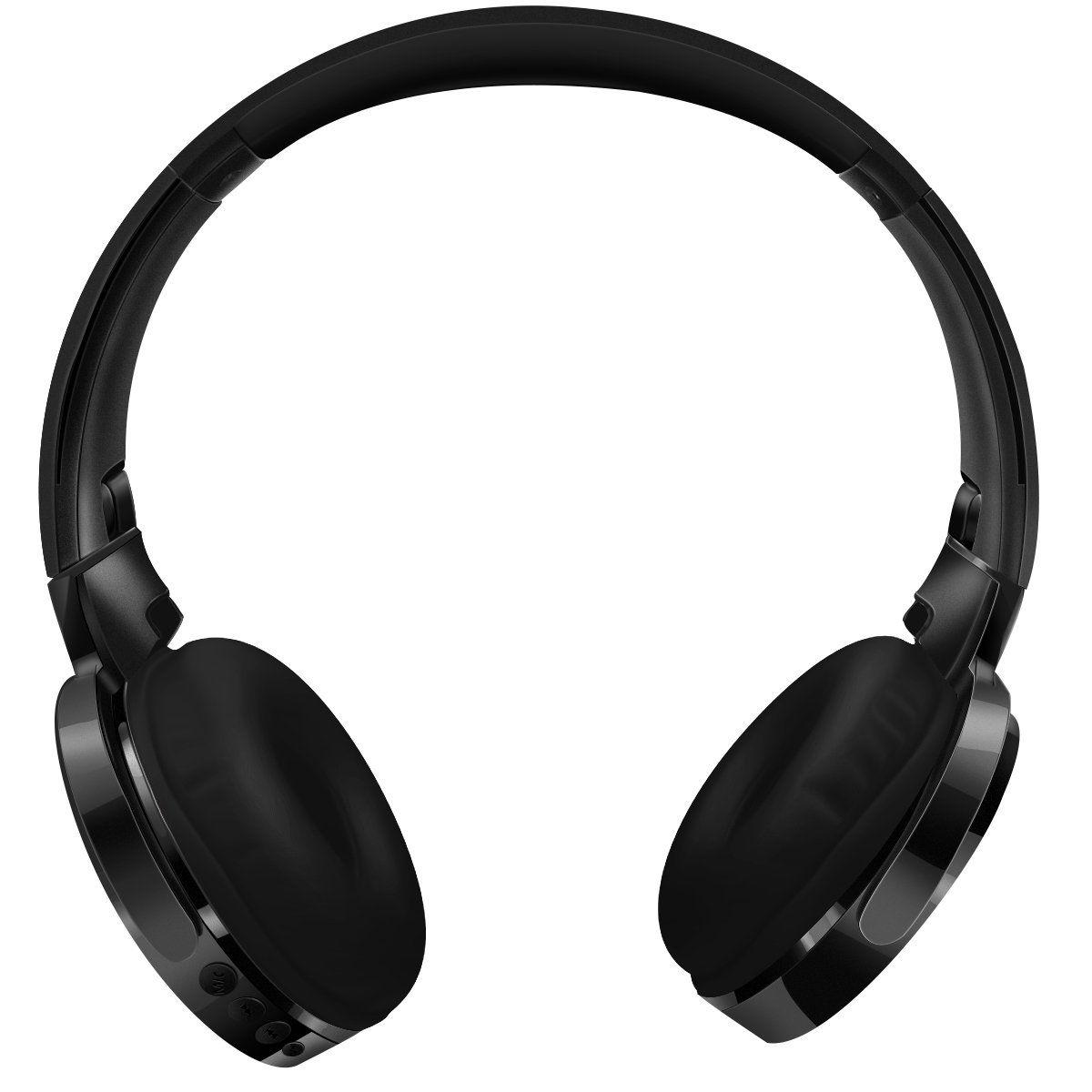 Kimitech Bluetooth Headphones Over Ear, Speaker Wireless Headset ...