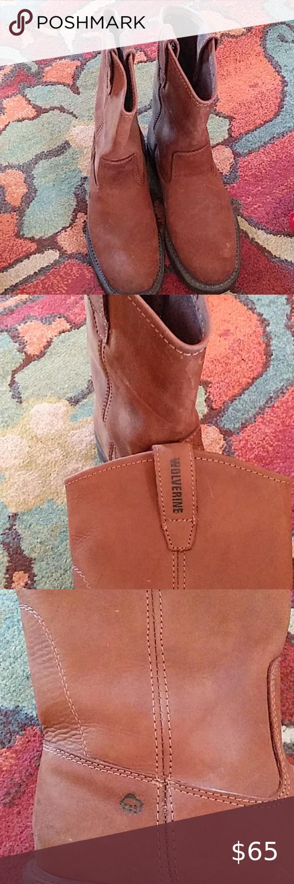 Wolverine brand boots in 2020