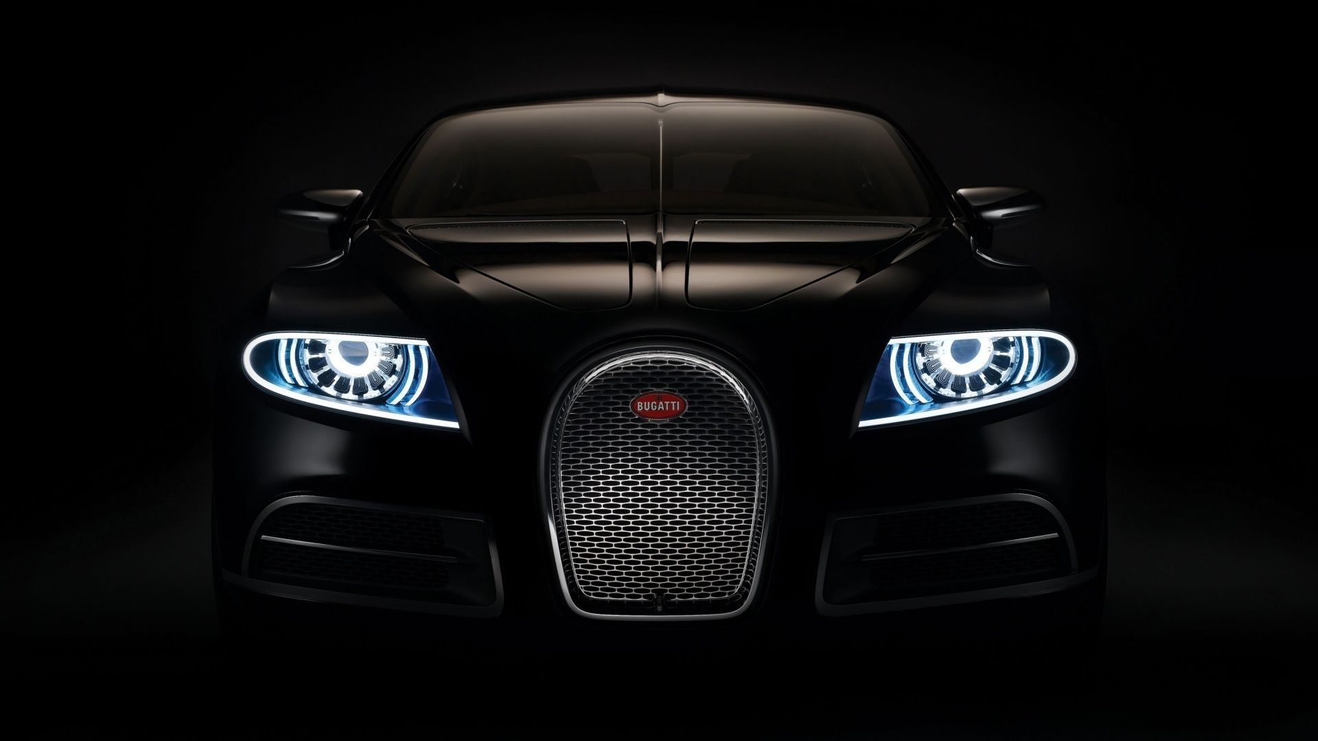 Images Of The Bugatti Galibier Concept Car