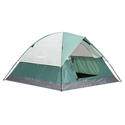 Cheap SEMOO Large Door Lightweight Water Resistant Family Camping Tent With Carry Bag Deals Week