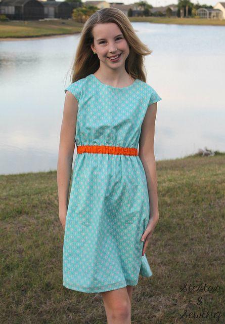 bf58c8f20 Roller Skate Dress for a Teen