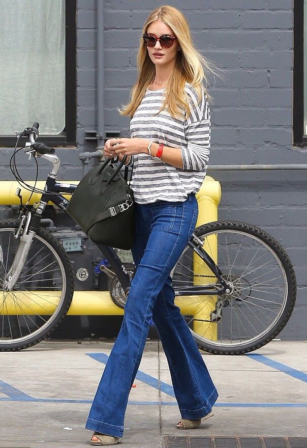 #RosieHuntingtonWhiteley  reigning queen of airport trolling the streets of LA.  Love.
