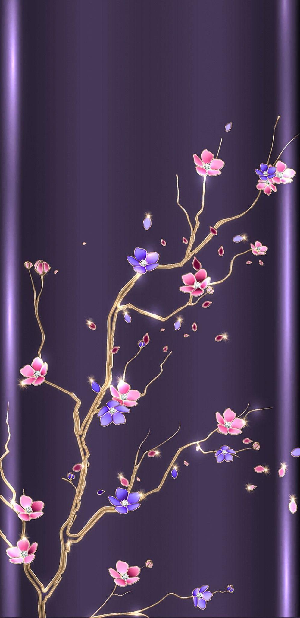 Wallpaper Lockscreen Iphone Android Flower Wallpaper Floral Wallpaper Pretty Wallpapers