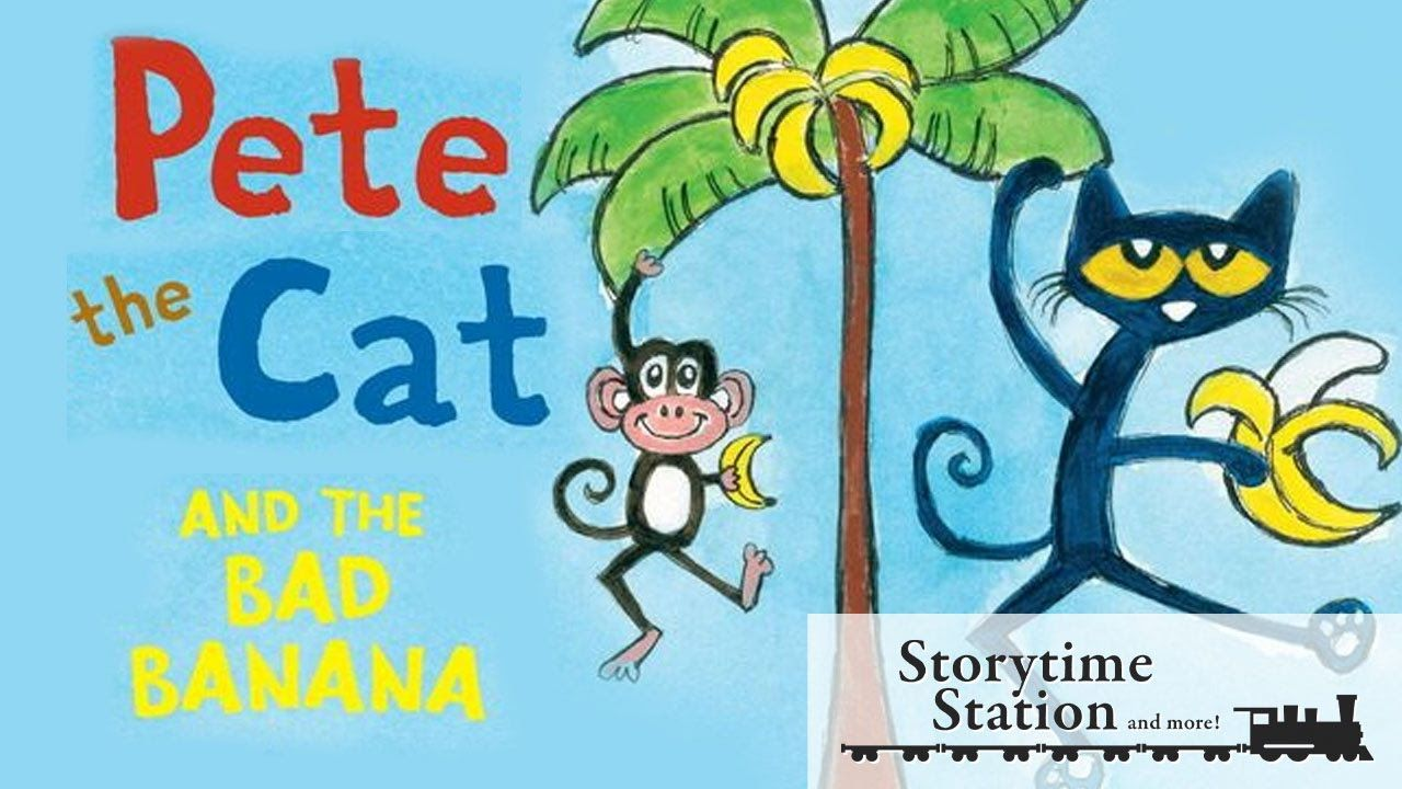 Pete the Cat and the Bad Banana by James Dean - Books for kids ...