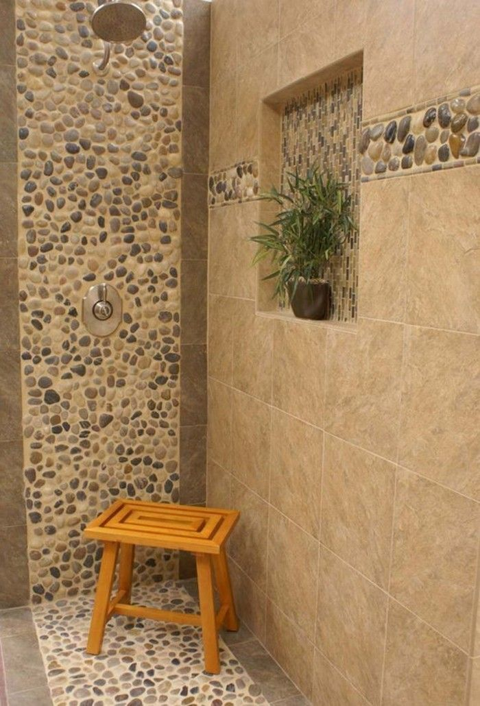 Awesome Carrelage Salle De Bain Beige Gallery - lalawgroup.us ...
