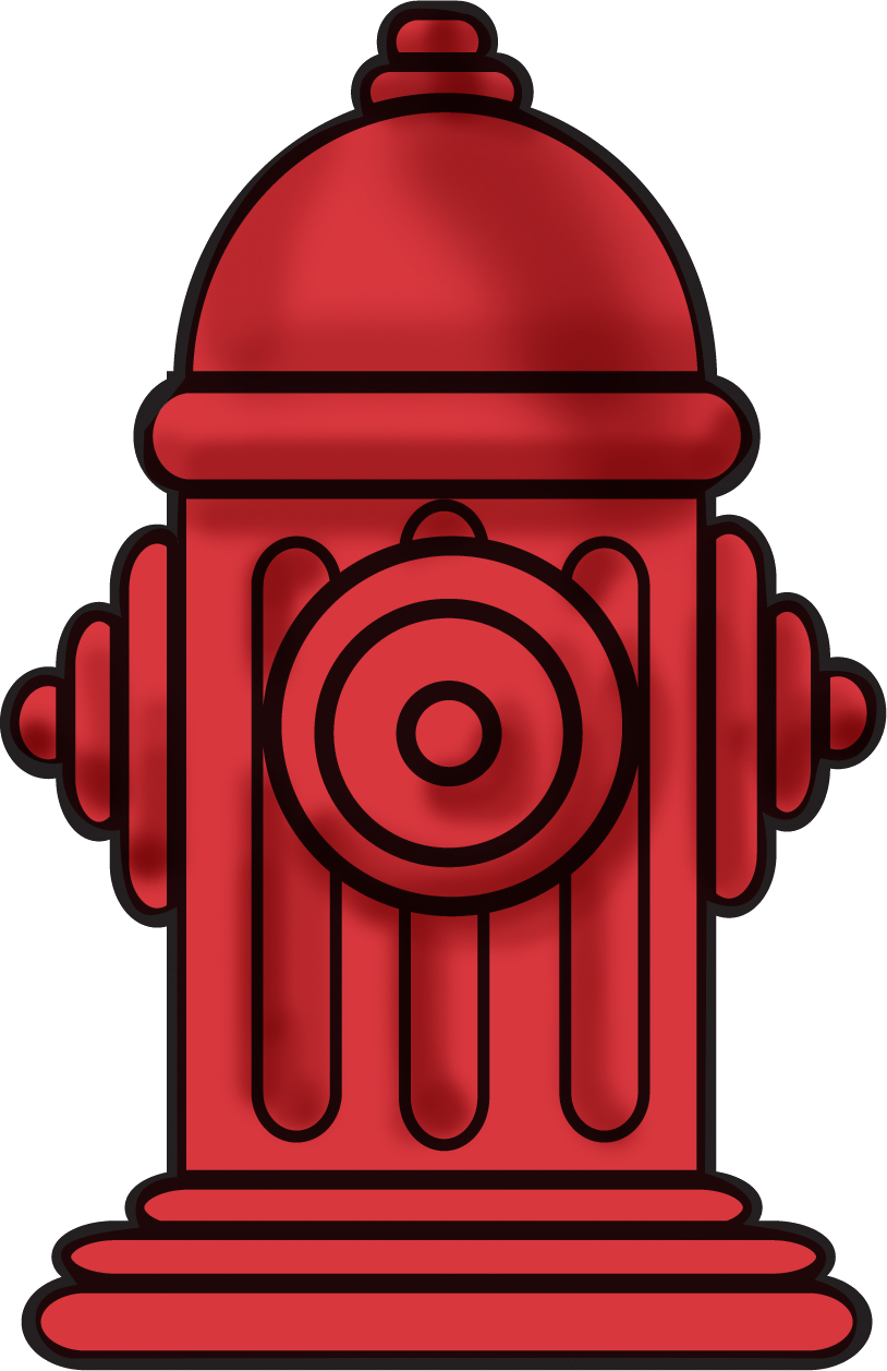 Fire Hydrant PNG Image | Hydrant, Fire hydrant, Dog fire hydrant