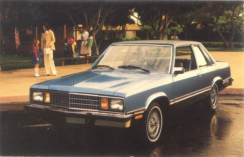 1982 Ford Fairmont Ford Motor Company Ford Motor Car Ads