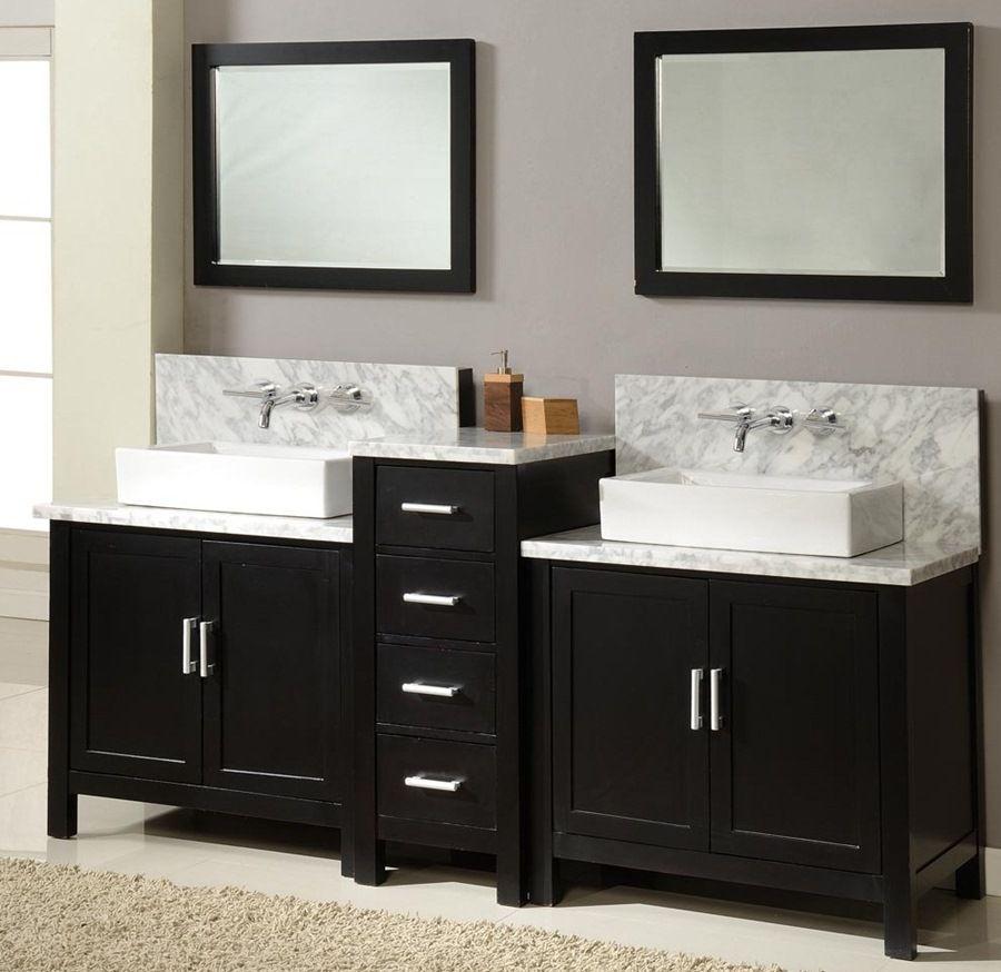 bathroom double sink vanity units. Black Double Sink Bathroom Vanity Units C