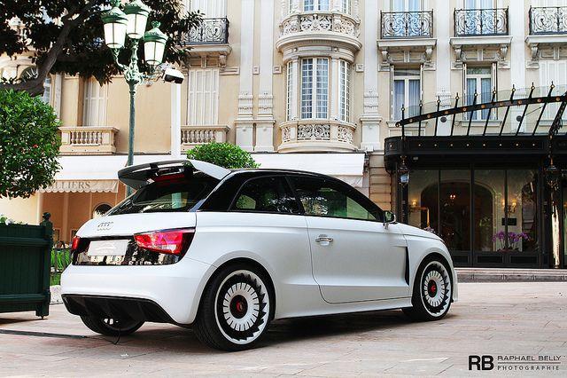 Audi A1 Clubsport Quattro Kleinwagen