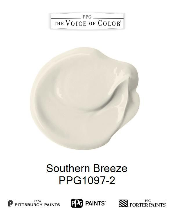 Southern Breeze Is A Part Of The Off Whites Collection By Ppg Voice Color