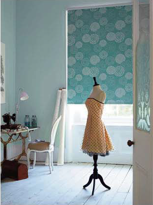 Gardenia Aqua style blinds for your windows.These blinds are #wirefree #wireless #nowires #remotecontrol #smartphoneapp #tabletapp #noelectricianrequired #childsafe #cordless #largewindows #smallwindows #windowblinds #windowshades #windowcoveringsolution #prettywindows #childfriendly #smartblinds #homedesign #kitchenblinds #interiordesign #redesign #bathroomblinds #bedroomblinds #lounge #dressingroom #Rollupblinds #motorisedblinds #automatedblinds #batteryoperated #chooseyourownfabric