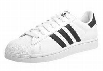 basket adidas homme noir et blanche cuir superstar