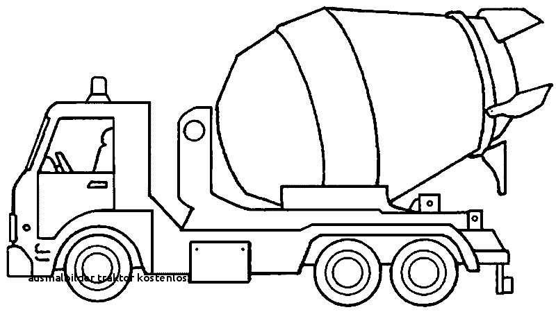 malvorlagen kostenlos traktor
