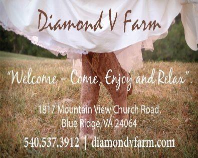 Daimond V Farms   Virginia wedding venues, Wedding venues ...