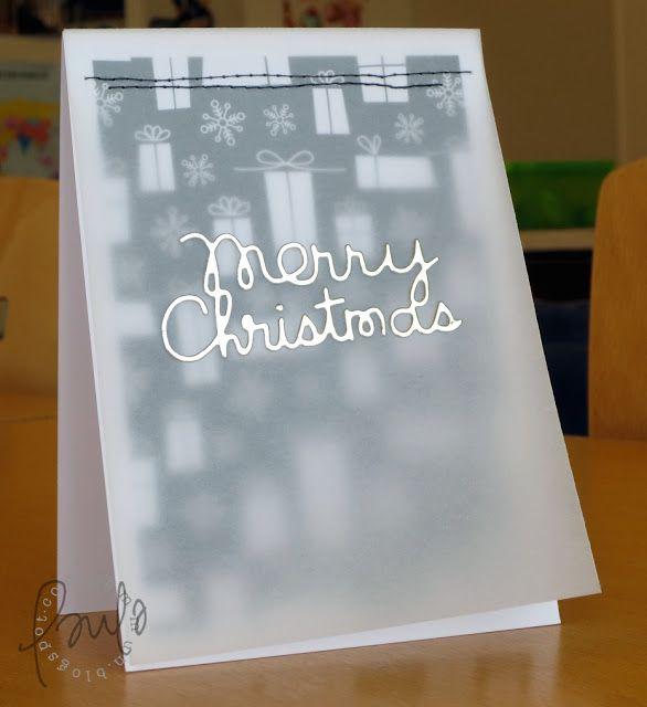 by Paula - Pammun P*skartelut: Joulua, joulua