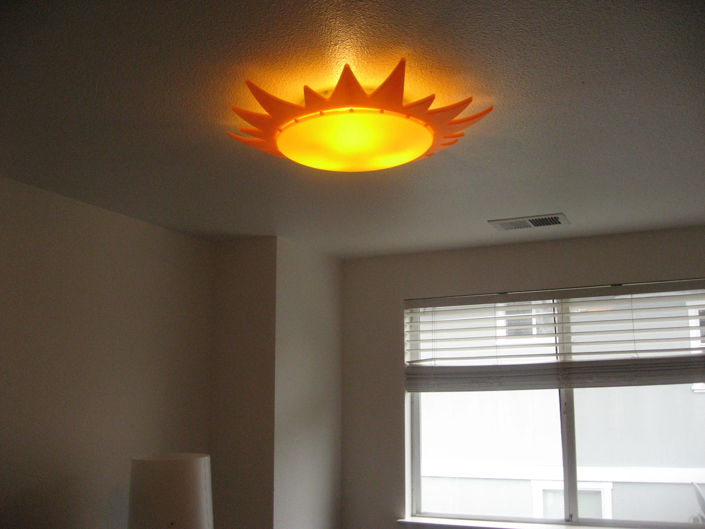 Lamp For Toddler Room Ikea Sun Ceiling Lamp For Kids Room Sadie 39s New Room