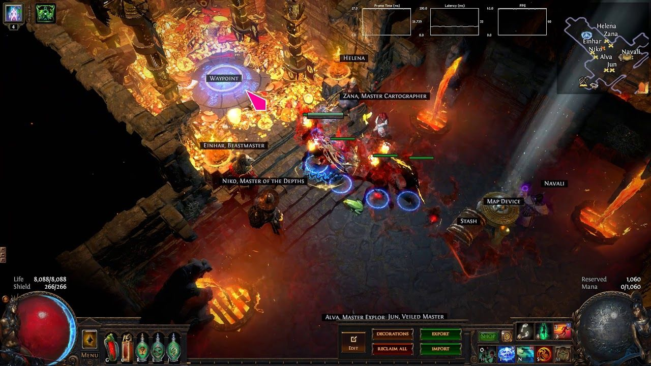 Pin On Path Of Exile Online Fortify support is a support skill gem item in path of exile. pinterest
