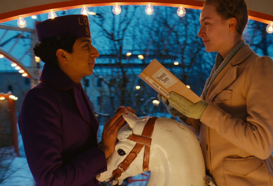 The Grand Budapest Hotel, un miracle de Wes Anderson