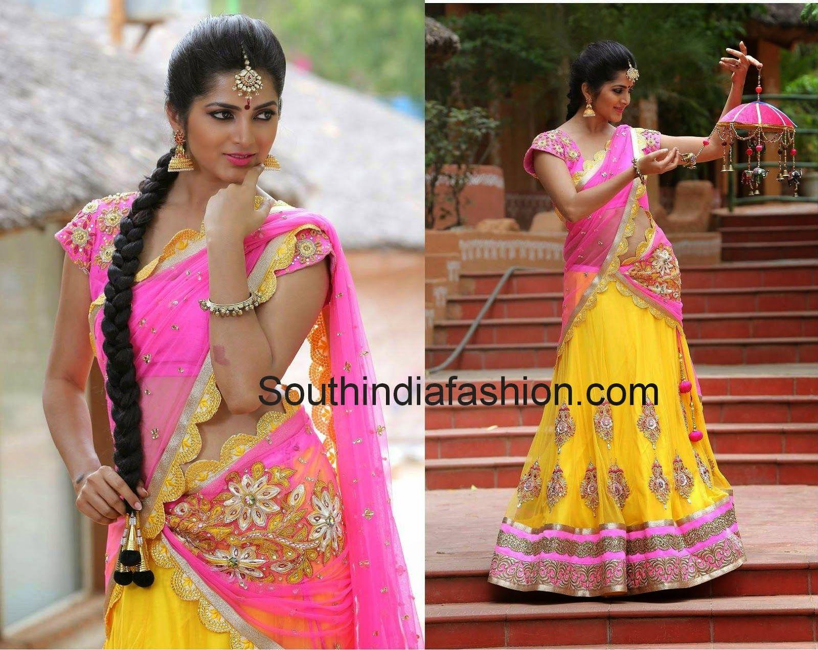 Designer Blouses For Kanjeevaram Sarees