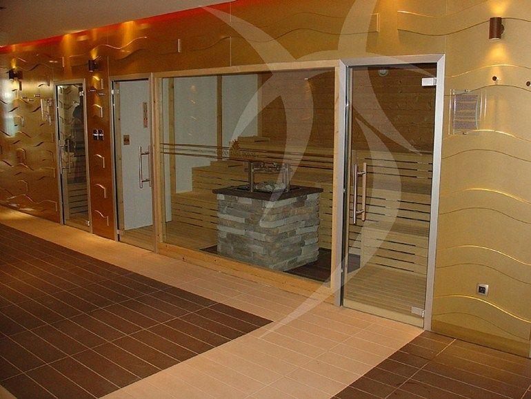 Stufa per saune BAGNO ALLE ERBE - HAPPY SAUNA | Casas de banhos ...