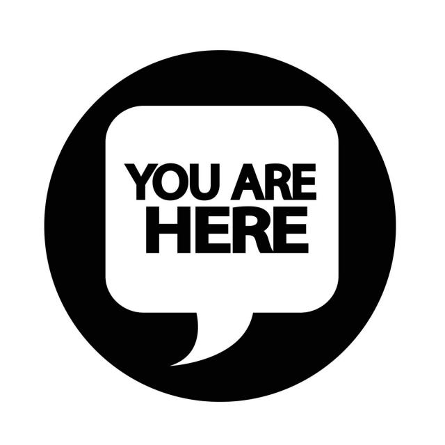 You Are Here Icon Here You Sign Png And Vector With Transparent Background For Free Download Free Vector Illustration Font Illustration Image Illustration