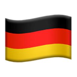 Regional Indicator Symbol Letters De Emoji U 1f1e9 U 1f1ea U E50e Germany Flag Emoji Flag Emoji