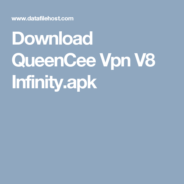 QUEENCEE V8 INFINITY