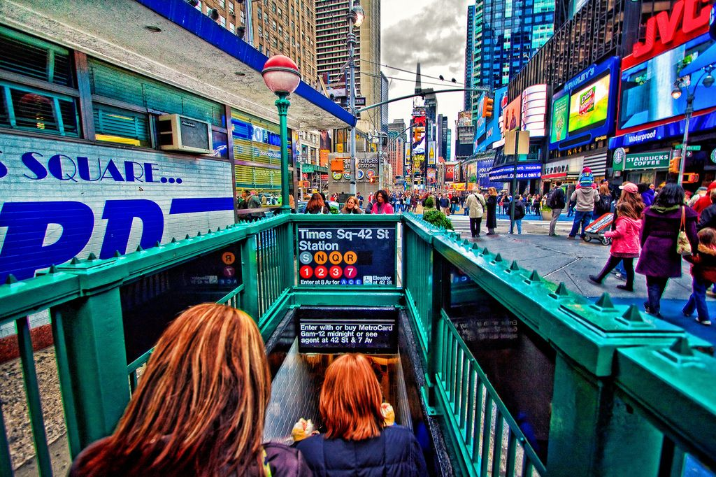 All sizes | Into the Subway | Flickr - Photo Sharing!
