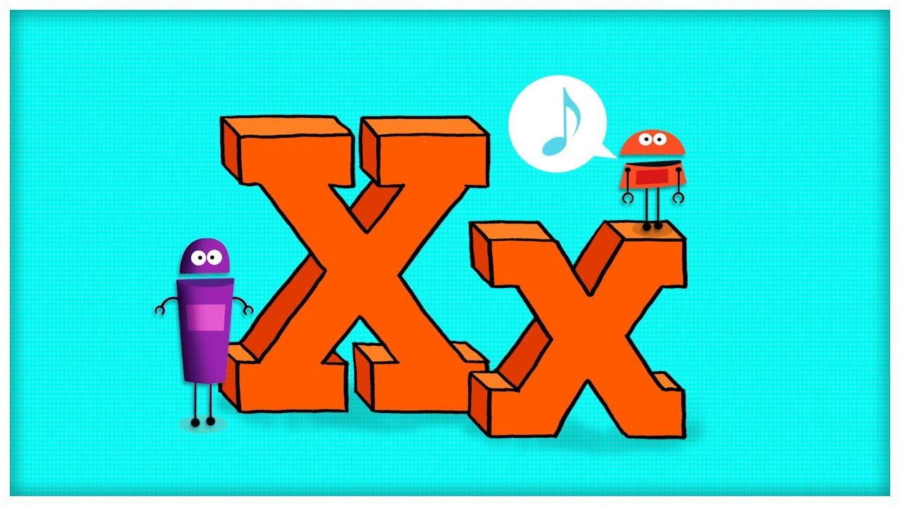 ABC Song Letter X Extraordinary X by StoryBots Abc