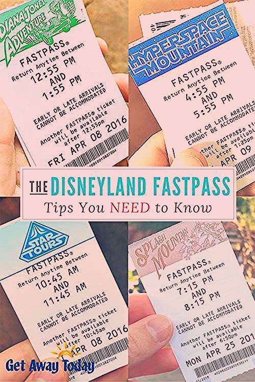 Photo of Disneyland Fastpass Tips You Need to Know