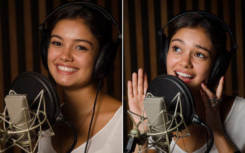 Sophie soltou a voz e esbanjou ainda mais talento! | #DoceDeMae | TV Globo