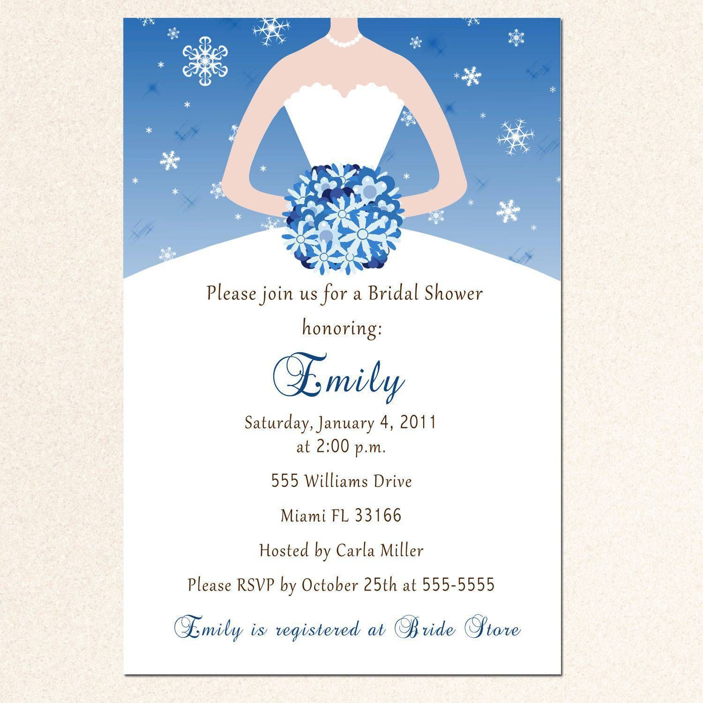 Bridal Shower Invitation Templates Bridal Shower Invitation