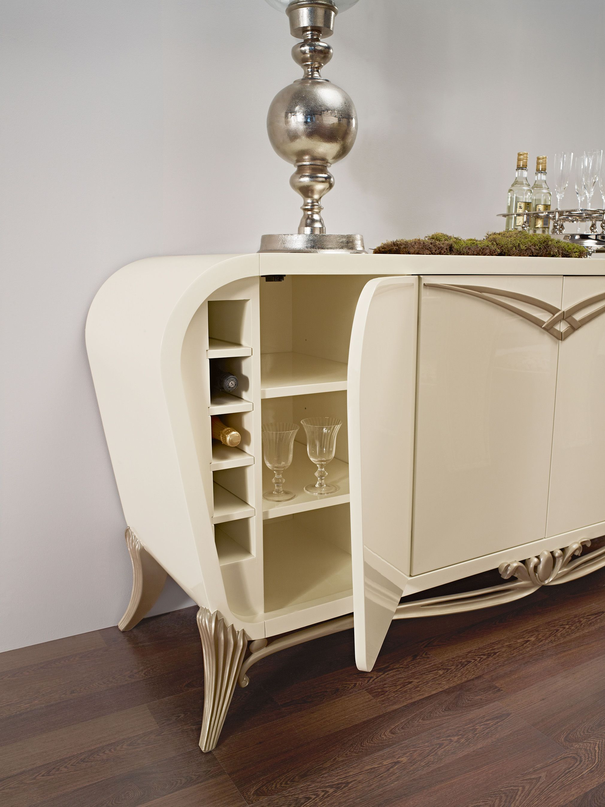 Spacium Sideboard Detail Jetclass Real Furniture Luxury Interior  # Muebles Jetclass
