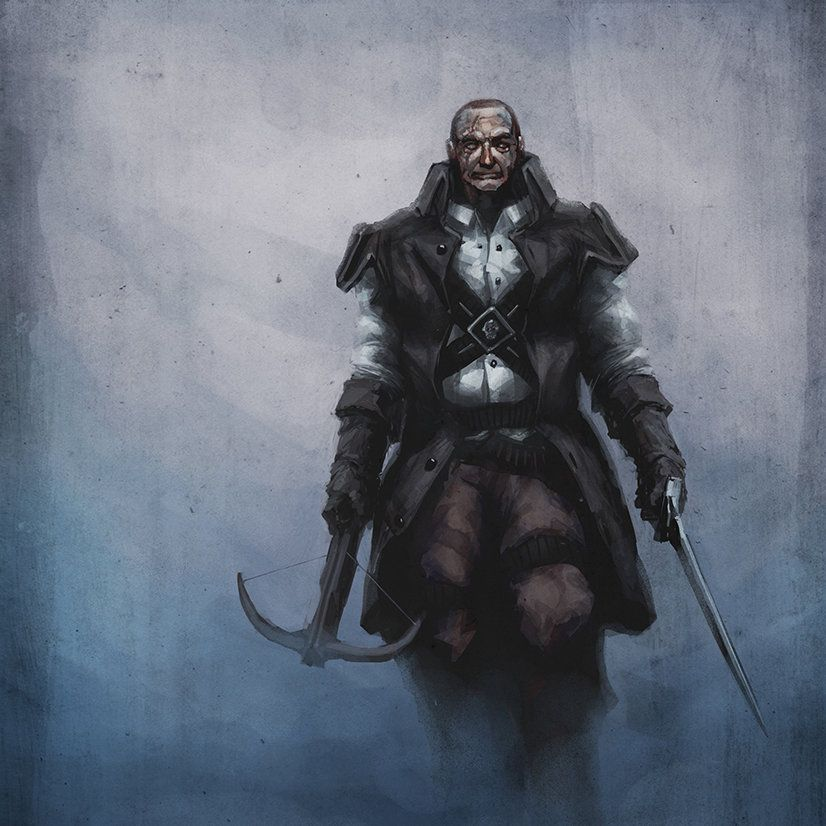 witch_hunter_by_sirhanselot-d60j97r.jpg (826×826)