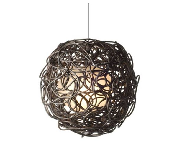 kenneth cobonpue lighting. the noodle lamp by kenneth cobonpue lighting o