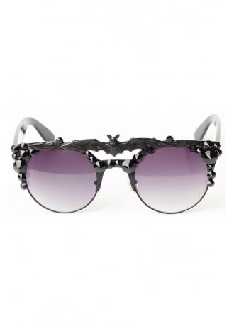 7fdef00b0fc6 RB sunglasses in 2019 | FASHION TREND | Gothic fashion, Goth jewelry ...