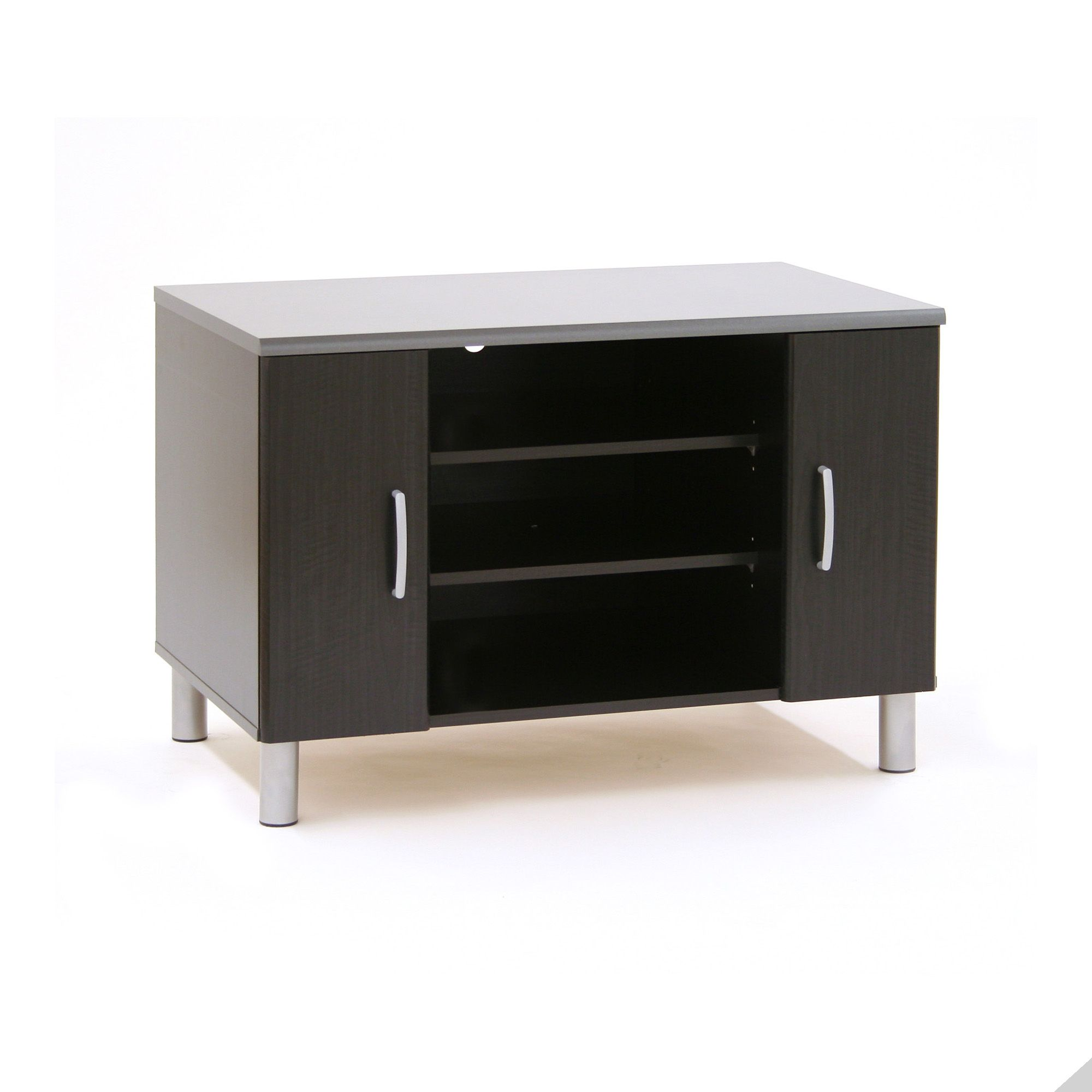 This TV stand may be used as an addition to the Cosmos