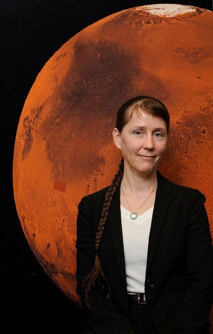 her job at nasa is to keep it that way - Astronomy Jobs At Nasa