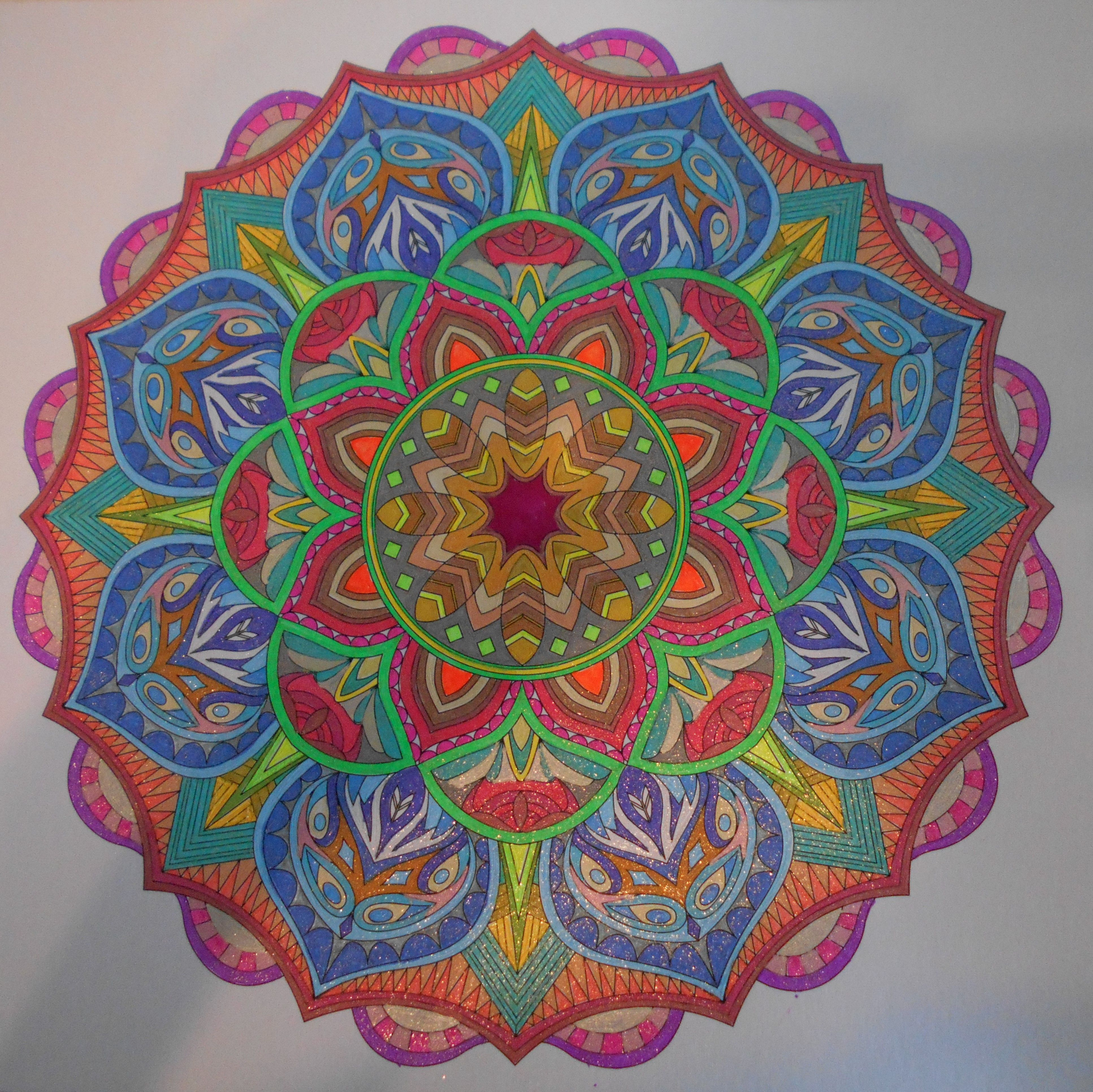 Pin On Colorit Mandala Submissions