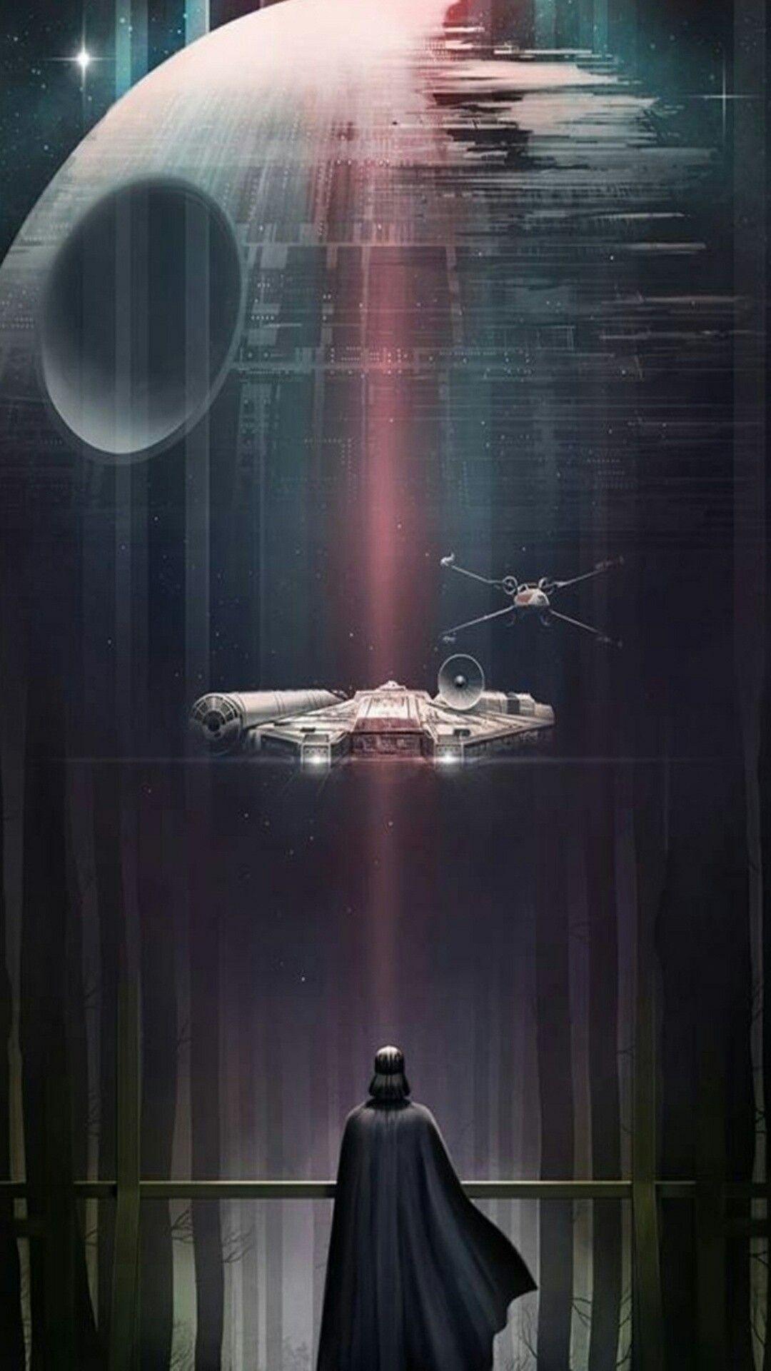 Star Wars Wallpaper Àースベイダー ¹ターウォーズアート ¹ターウォーズのポスター